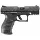 Walther PPQ 22LR 4-inch Pistol Black 12RD