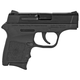 Smith and Wesson M&P Bodyguard 380 Black .380 ACP 2.75-inch 6Rd No Laser