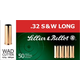 Sellier and Bellot 32SW Long 100GR 50rds