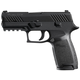 Sig Sauer P320 Carry Black Nitron .45 ACP 3.9-inch 10Rds Contrast Sights