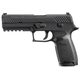 Sig Sauer P320 Full Size Black .45 ACP 4.7-inch 10Rds Contrast Sights