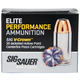 Sig Sauer Elite Performance 9MM 124GR V-Crown JHP 20Rds