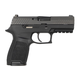 Sig Sauer P320 Compact Black Nitron .45 ACP 3.9-inch 9Rds Contrast Sights