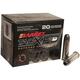 Barnes TAC-XPD  Defense Ammunition  357 MAG 125 GR Copper  20 rd per box