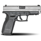 Springfield XD40 Service Essentials Stainless / Black .40 SW 4-inch 10Rd