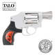 Smith and Wesson Performance Center 642 Stainless / Wood .38 SPL 1.875-inch 5Rds