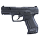 Walther P99AS Black 9MM BLACK 4-inch 10Rnd