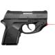 Remington RM380 MICRO Crimson Trace Black .380 ACP 2.9-Inch 6Rd