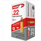 Aguila Super Maximum 30 Grain Copper Solid Point Brass .22 LR 50Rds