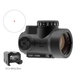 Trijicon MRO Black 1X25 2.0MOA Illuminated Red Dot w/ Full Co-Witness Mount