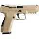 Century Arms TP9SA Tan 9MM 4.47-inch 10rd