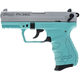 Walther PK380 Semi Auto Pistol Robins Egg Blue 380ACP 3.6 inch 8 rd Compact