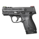 Smith and Wesson M&P 9 Shield Performance Center 9mm 3.1-inch 8Rd Ported Barrel Hi-Viz Sights Thumb Safety
