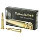 S&B Rifle Ammunition 7.62X54R 180GR SP 20Rds