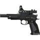 CZ 75 TS Czechmate Black 9mm 5.4-inch 26Rd