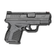Springfield XDS .40 S&W 3.3-Inch Black  7RD