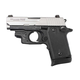 Sig Sauer P938 Two-Tone 9mm 3-inch Barrel 7Rd - Crimson Trace Laser and Night Sights!