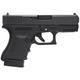 Glock 30SF Gen3 Black .45ACP 3.78-inch 10Rd Fixed Sights