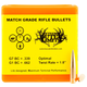 Berger Bullets Elite Hunter Bullet 170 Grain Hollow Point Copper .270 Win 100Rds