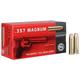 GECO 204340050 357 Magnum Hollow Point 158 Grain 50 Rounds