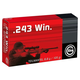 GECO 240140020 .243 Winchester Soft Point 105 Grain 20 Rounds