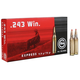 GECO  .243 Winchester 76 Grain Express Tip 20 rounds