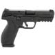 Ruger Black American Pistol 9mm 4.2 Inch 17Rd