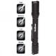 Night Stick Mini-TAC Pro 200 / 90/ 45 Lumen Black