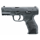 Walther Creed Semi-automatic Double Action 9MM 4-inch Polymer Black 10Rd