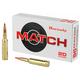 Hornady ELD-Match 147 Grain Brass 6.5 Creedmoor 20Rds