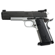 Sig Sauer 1911 Max Michel Custom Black / Stainless 9mm 5-inch 9Rds