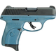 Ruger LC9s Black / Blue Titanium 9mm 3.12-inch 7Rd