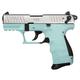 Walther P22QD Angel Blue .22LR 3.4-inch 10rd