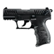 Walther P22QD Black .22 LR 3.42 Inch 10 Rd
