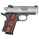 Springfield 1911 EMP Stainless / Black .40 SW 3-inch 8rd Night Sights