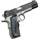 Kimber Master Carry Custom Matte Black / Satin Silver .45 ACP 5-inch 8Rd Night Sights Crimson Trace Lasergrips