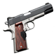 Kimber Custom Crimson Carry II .45 ACP 5 Inch 8 Rd Two Tone Black/ Stainless Green Laser