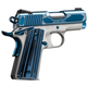 Kimber Sapphire Ultra II Pistol  9mm 3-Inch 8Rd Night Sights Sapphire Blue