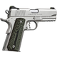 Kimber Stainless Pro TLE/ RL II 45ACP 4 Inch 7 Rd Railed Night Sights Stainless