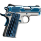 Kimber Sapphire Ultra II Blue PVD / Satin Silver .45 ACP 3-inch 8Rd Night Sights