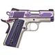 Kimber Amethyst Ultra II .45 ACP 3-inch 7rd Night Sights Purple PVD / Satin Silver