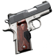 Kimber Ultra Crimson Carry II 45ACP 7 Rd  3 Inch Fixed Sights Two Tone Black/ Stainless Green Laser
