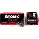 Atomic .380 ACP Ammunition 90GR Hollow Point 50Rds