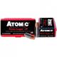Atomic 9mm Luger  P Ammunition 124GR Hollow Point 50Rds
