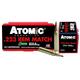 Atomic Sierra Tipped Hollow Tip Ammunition .223 Rem 50Rds 77 Grain