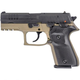 Rex Zero 1 Compact Flat Dark Earth / Black 9mm 3.85-inch 15Rds Single/Double
