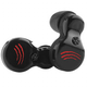 SportEar Ghost Stryke II In Ear Protection Black/ Red