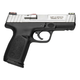 Smith & Wesson SD40 VE Semi Automatic Handgun  Stainless/Black 40 SW 4 inch 10 rd
