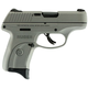 Ruger  LC9s Semi Auto Handgun  Gray 9mm 3.12  inch 7 rd Savage Stainless Cerakote Finish