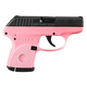 Ruger LCP Pink / Black .380 ACP 2.75-inch 6rd